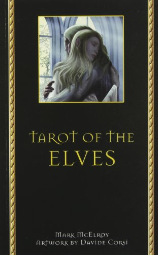 9780738711720: Tarot of the Elves Book (English and Spanish Edition)