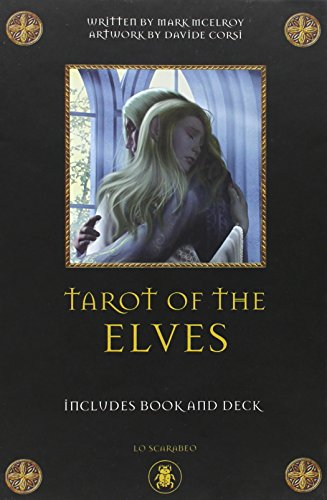Tarot of the Elves Kit (English and Spanish Edition): Mark McElroy