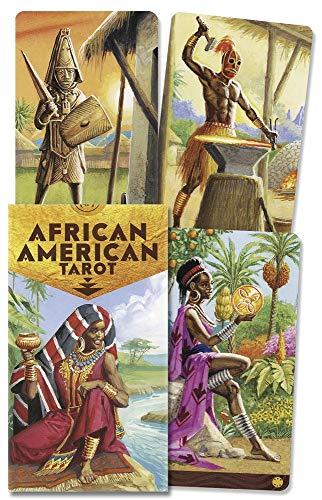 African American Tarot/ Afroamericano Tarot: R., Jamal/ Davis,