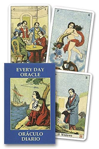 Every Day Oracle/Oraculo Diario /Vera Sibilla Italiana/Oracle: Lo Scarabeo