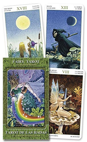 9780738711836: Fairy Tarot Grand Trumps