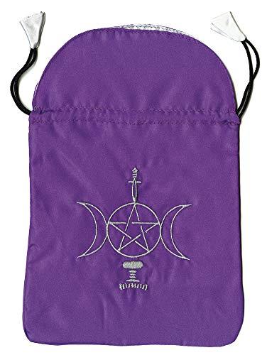 9780738711867: Sensual Wicca Satin Bag (Bolsas de Lo Scarabeo Tarot Bags From Lo Scarabeo)