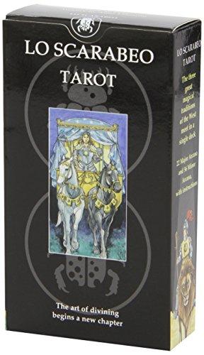9780738712291: Lo Scarabeo Tarot (English and Spanish Edition)