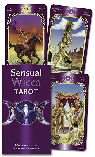 9780738712321: Sensual Wicca Tarot