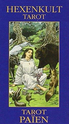 9780738712369: Pagan Tarot Mini (English and Spanish Edition)