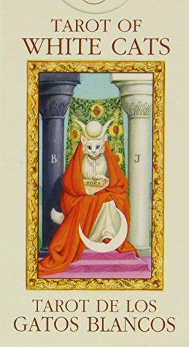 9780738712376: Tarot of White Cats Mini