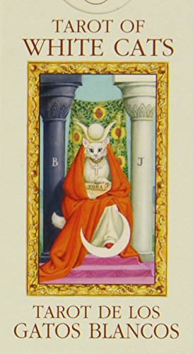 9780738712376: Tarot of White Cats Mini
