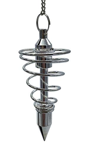 9780738712451: Silver Spiral Pendulum