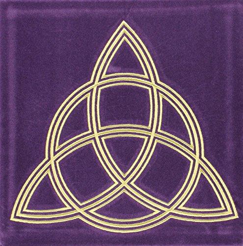 9780738712710: Triple Goddess Velvet Cloth (Lienzos de Lo Scarabeo Lo Scarabeo Cloths)