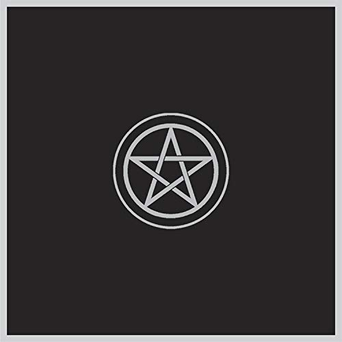 9780738712727: Tarot Cloth Pentacle Velvet