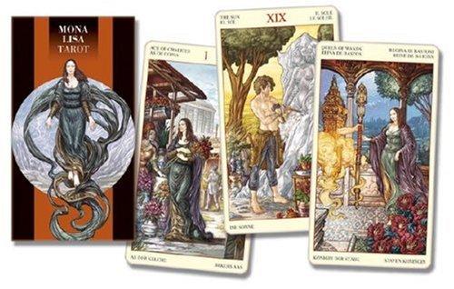 9780738712864: Mona Lisa Tarot (English and Spanish Edition)