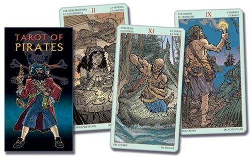 9780738712901: Tarot of the Pirates (Lo Scarabeo Tarots)
