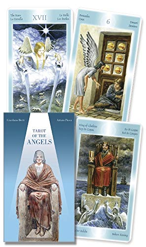9780738712918: Tarot of the Angels (English and Spanish Edition)