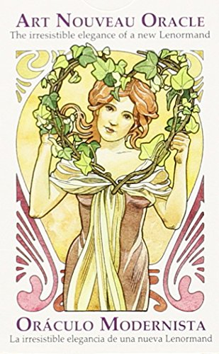 9780738712956: Art Nouveau Oracle