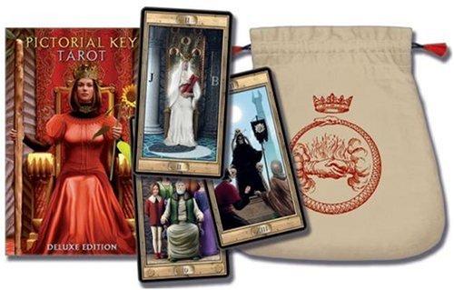 9780738712970: Pictorial Key Tarot Deluxe