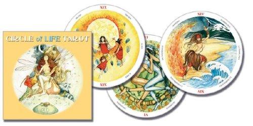 9780738712987: Circle of Life Tarot (English and Spanish Edition)