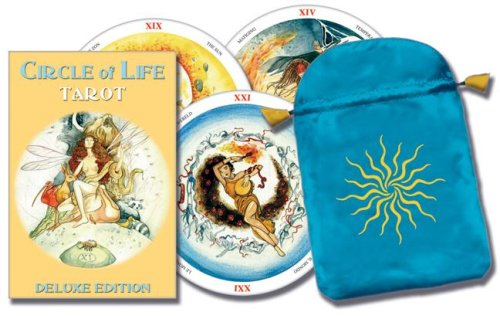9780738712994: Circle of Life Tarot/Tarot del Circulo de La Vida [With Tarot Deck and Satin Bag]