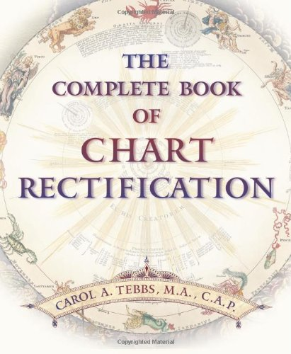 9780738713083: The Complete Book of Chart Rectification