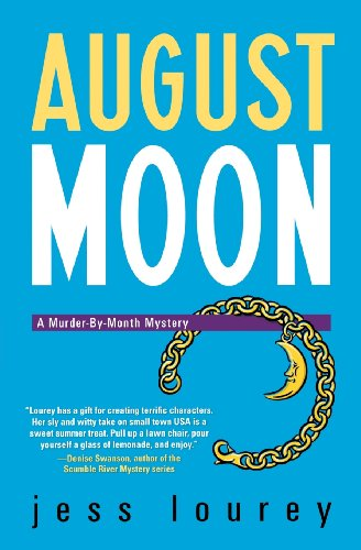 9780738713250: August Moon (Murder-by-Month Mysteries, No. 4)