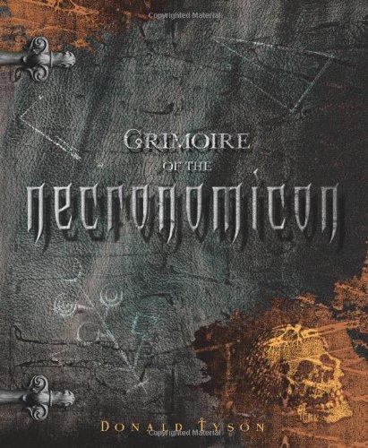 9780738713380: Grimoire of the Necronomicon