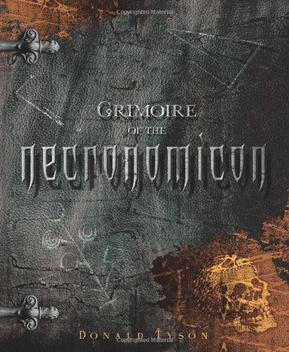 Grimoire of the Necronomicon: Tyson, Donald