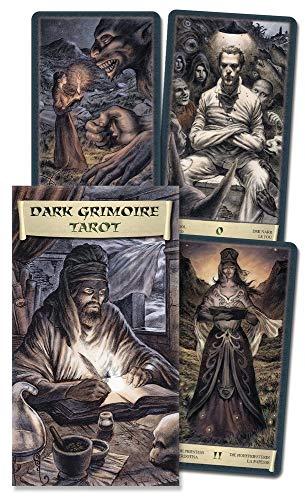 9780738713847: Dark Grimoire Tarot