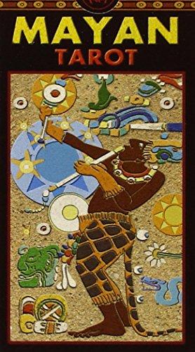 9780738713861: Mayan Tarot (English and Spanish Edition)