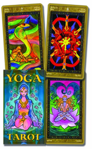 9780738713885: Yoga Tarot (English and Spanish Edition)