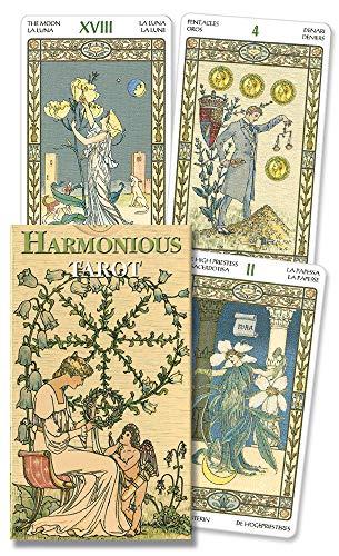 9780738714226: Harmonious Mini Tarot