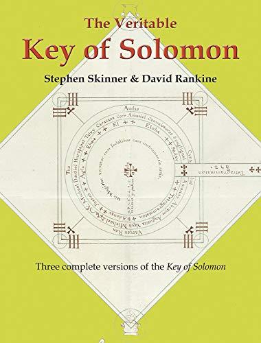 9780738714530: Veritable Key of Solomon (Sourceworks of Ceremonial Magic Series Vol. 4)