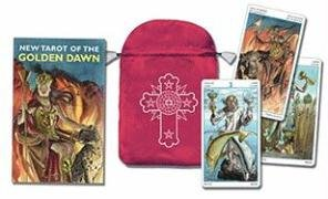 9780738714615: Initiatory Tarot of the Golden Dawn Deluxe (Lo Scarabeo Decks)