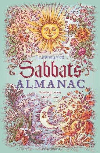 9780738714967: Llewellyn's Sabbats Almanac: Samhain 2009 to Mabon 2010