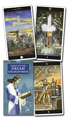 9780738715308: Dream Enchantress Tarot (English and Spanish Edition)