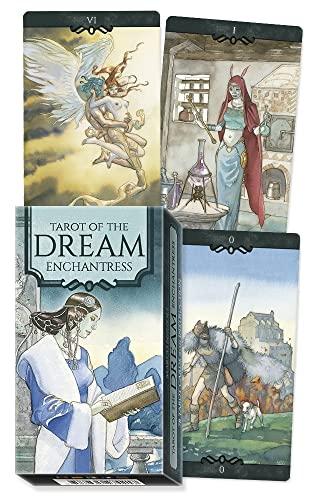 9780738715308: Dream Enchantress Tarot (English and Spanish Edition)