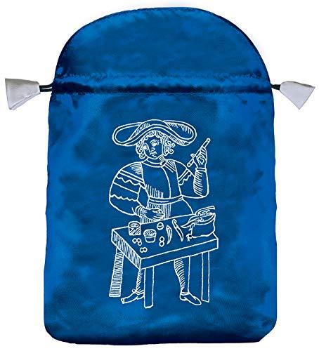 9780738715315: Marseille Satin Tarot Bag (Lo Scarabeo Bags)