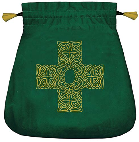 9780738715322: Celtic Cross Velvet Bag (Lo Scarabeo Bags)
