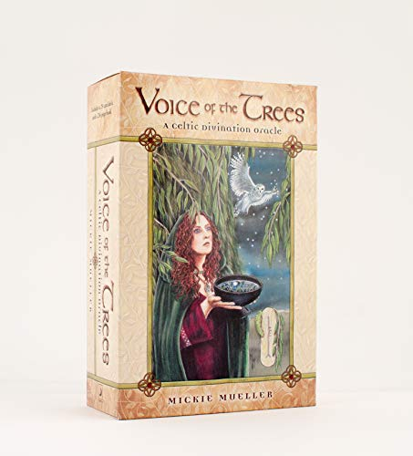9780738715544: Voice of the Trees: A Celtic Divination Oracle [With Paperback Book]