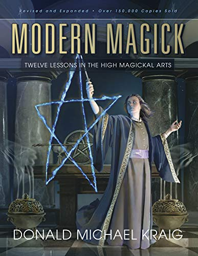9780738715780: Modern Magick: Twelve Lessons in the High Magickal Arts
