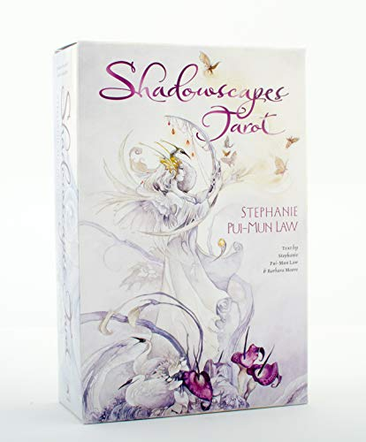 9780738715797: Shadowscapes Tarot [With Paperback Book]