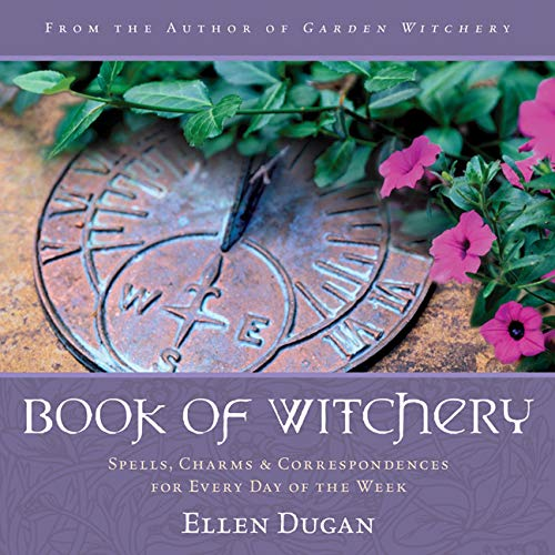 9780738715841: Book of Witchery: Spells, Charms & Correspondences for Every Day of the Week