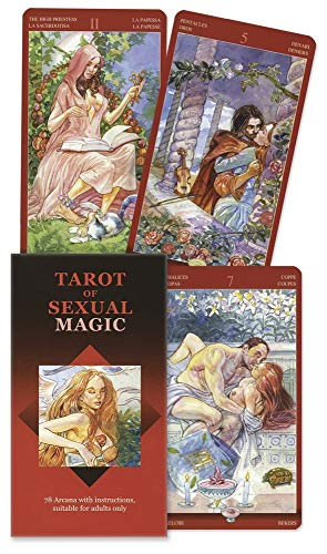 9780738718538: Tarot of Sexual Magic (English and Spanish Edition)