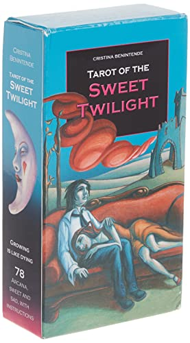 9780738718545: Tarot of the Sweet Twilight (English and Spanish Edition)