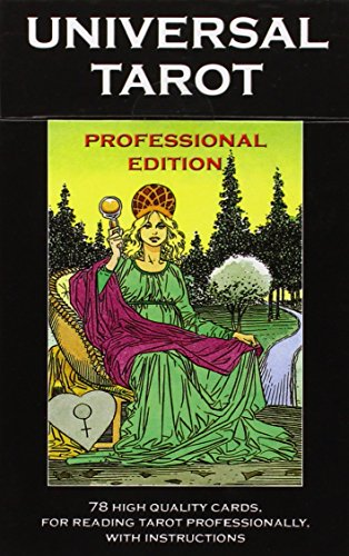 9780738718552: Universal Tarot Professional (English and Spanish Edition)