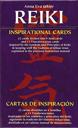 9780738718583: Reiki Inspirational Cards (English and Spanish Edition)