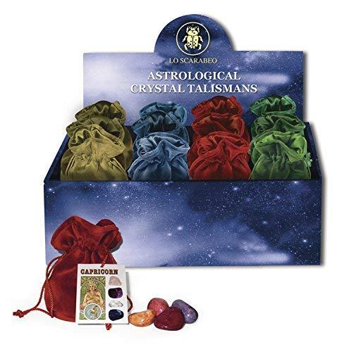 9780738718651: Astrological Crystal Talisman Display