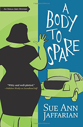 9780738718866: A Body to Spare (The Odelia Grey Mysteries)