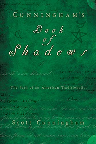 9780738719146: Cunningham's Book of Shadows: The Path of an American Traditionalist