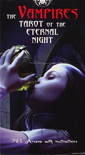 9780738719290: The Vampires Tarot of the Eternal Night