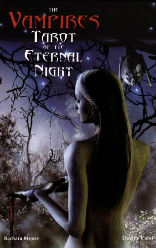 9780738719337: Vampires Tarot of the Eternal Night