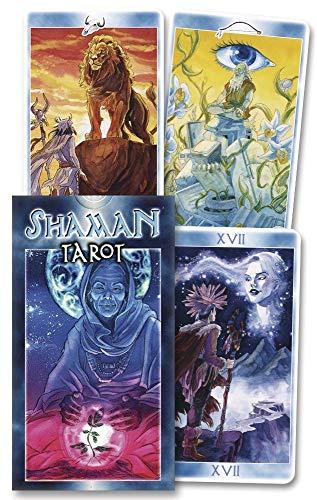 9780738720739: Shaman Tarot/Tarot de Los Chamanes